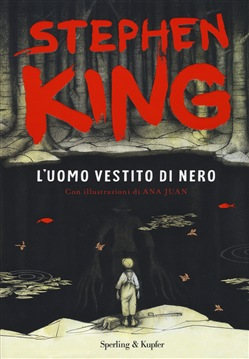 L'uomo vestito di nero Sperling & Kupfer Stephen King