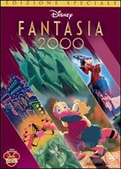 Fantasia 2000 Walt Disney Studios Home Entertainment Regia di Hendel Butov, James Algar etc..