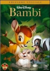 Bambi Walt Disney Studios Home Entertainment Regia di David hand, James Algar