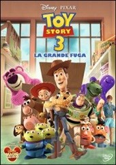 Toy Story 3. La grande fuga Walt Disney Studios Home Entertainment Regia di Lee Unkrich