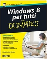 Windows 8 per tutti For Dummies Hoepli Hinton Mark J.