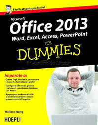 Office 2013. Four Dummies Hoepli Wang Wallace