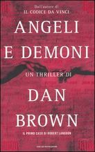 Angeli e demoni Mondadori Brown Dan